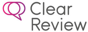 Clear Review Logo